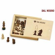 Teodomiro dal Negro Dal-negro- scacchi 2847 Grigio Giochi e Giocattoli