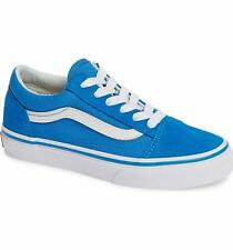 Vans OLD SKOOL Indigo Bunting/White Kids Shoes 12.5