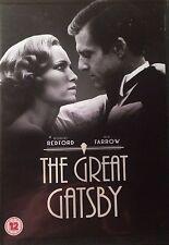 THE GREAT GATSBY ROBERT REDFORD MIA FARROW PARAMOUNT UK REGION 2 DVD NEW SEALED