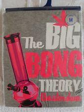 Amsterdam The Big Bong Theory Ladies Size M T-shirt Grey
