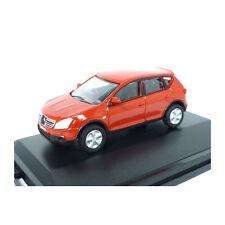 Oxford 216411 Nissan Qashqai Maquette de voiture rouge échelle 1:76 Nouveau! °
