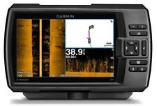 Garmin Striker 7sv GPS CHIRP DownVu SideVu Fishfinder + GT52HW-TM Transducer