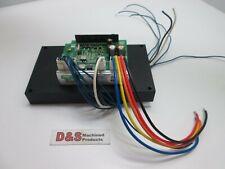 Sanyo Denki PMDPC1S3P01 PM Driver Micro-Step 5-Phase Stepping Driver w/Heatsink