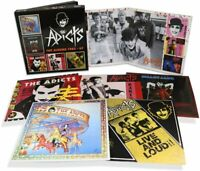 The Adicts - The Albums 1982 - 87 (2018)  5CD Box Set  NEW/SEALED  SPEEDYPOST