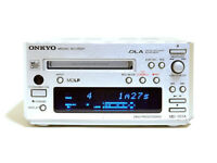 ONKYO INTEC 155 MD deck silver MD-101A S