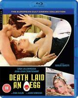 Nuovo Death Laid Un Egg Blu-Ray