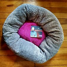 "Petmate Jackson Galaxy Comfy Cuddle Up Cat Bed 18"" Diameter"