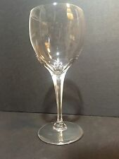 "Set Of 12 Lalique ""Tuileries"" Wine Glasses Goblets 7 1/8"" MINT Condition w/Boxes"
