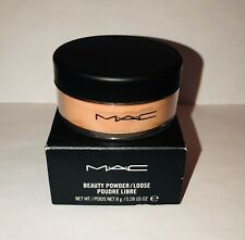 MAC BEAUTY POWDER LOOSE ~SUNSPILL ~DISCONTINUED ~RARE ~NEW IN BOX