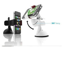 Car Suction Mount Holder for Samsung Galaxy S4 S3 Note 3 for iPhone 5S 5C 5 4S 4