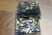 x4 2SA968-Y genuine toshiba transistors green Japan NOS new from factory bags!