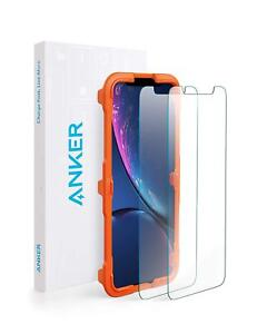 Anker GlassGuard Screen Protector for iPhone 11 Pro/XS Max w/ Alignment Frame