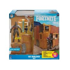 Fortnite 1x1 Builder Black Knight Series 2 Figure Build Mode Materials Weapons