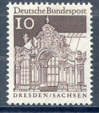 STAMP / TIMBRE ALLEMAGNE GERMANY N° 391 ** REMPARTS DU CHATEAU DE DRESDE