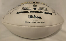 "Lawrence ""Prime"" Tynes Autographed Football New York Giants"