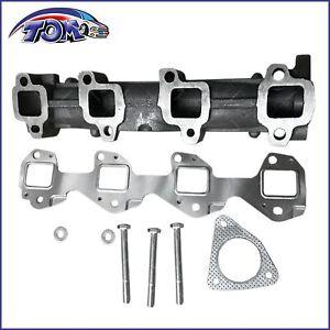 For 2001-2015 GMC Sierra 2500 HD Exhaust Manifold Left 88914FN 2002 2006 2003