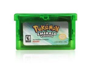 Pokemon Emerald Version for the GameBoy Advance **Read Description**