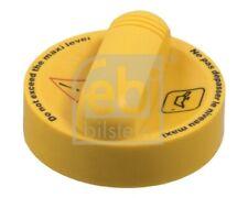 Oil Filler Cap fits RENAULT SANDERO/STEPWAY Mk1 1.4 1.6 2009 on 6001543391 Febi