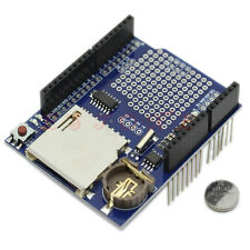 Logging Recorder Logger Data Module Shield V1.0 for Arduino UNO SD Card