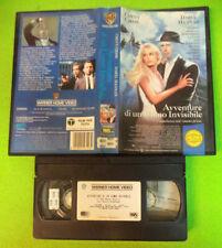 L uomo invisibile in vendita videocassette e vhs ebay