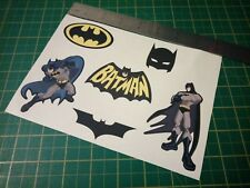 Batman sticker Set,