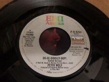 Peter Wolf – Oo-Ee-Diddley-Bop!  PIC SLEEVE  45 RPM VINYL  7 V
