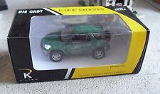 K-Line Kruisers O Scale 1/43 Diecast 2000 Toyota RAV4 Car NIB K-94461