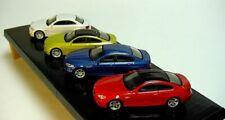1:64 BMW M Car Collection Set BMW 1er M Coupe, M4, M5 & M6 DEALER PROMO !!!