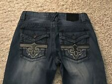 Xtreme Couture Jeans Men's Size tag = 32x32 (MEASURED 32x31) (4554)