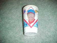 1987 Oakland A's Reggie Jackson Frozen Coke Baseball Cup