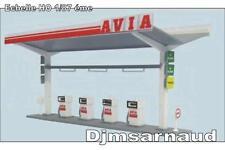 Maquette SAI à monter  Pompes à essence couvertes Avia SAI 464 - Echelle HO