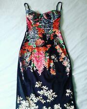 Wheels and Dollbaby Black Kimono Corset Dress