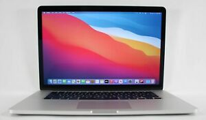 """NICE 15"""" Apple MacBook Pro 2015 Retina 2.5GHz i7 16GB RAM 256GB SSD + WARRANTY!"""