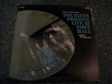 THE BLUES PROJECT---LIVE AT TOWN HALL---  VINYL  ALBUM