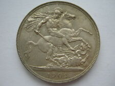 1902 silver Crown EF