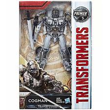 Hasbro Transformers MV5 Last Knight Premier Ed Deluxe W3 # Cogman In-Hand