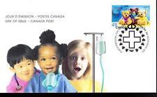 Canada 2004 FDC sc# 2035 Montreal Children's Hospital