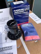 NEW OMC Johnson Evinrude Starter Pinion Gear # 384597 / 309702 9.5 HP 1964-1973