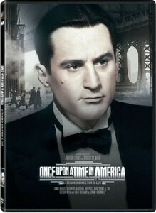 Once Upon a Time in America [New DVD] Director's Cut/Ed, Extended Ed