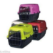 Transportbox für kleine Hunde Katzen Kleintiere Meerschweinchen oder Kaninchen