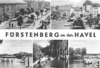 AK, Fürstenberg Havel, Kr. Gransee, fünf Abb., 1975