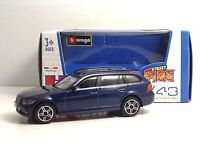 "Bburago 30000 BMW 3 Serie Touring ""Met Blu"" - METAL 1:43"