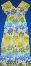 FRESH PRODUCE Small White MOONSHADE Spring Fling Floral MAXI Dress NWT S