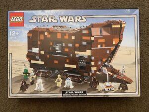 LEGO Star Wars Sandcrawler (10144) NISB