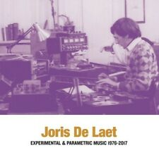 Joris De Laet - Experimental & Parametric Music [New Vinyl LP] 2 Pack