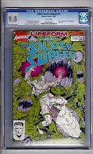 Silver Surfer Annual #3 CGC 9.8 WP 'LIFE..FORM'..Part 4 of Four!' Lim C&A!!