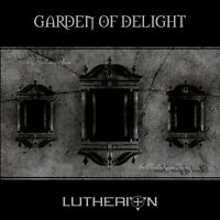 GARDEN OF DELIGHT Lutherion (rediscovered 2015) CD Digipack 2015