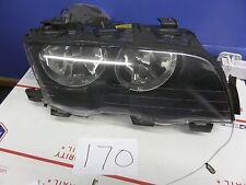 1999 - 2001 BMW 323  Passenger  Side Halogen  Headlight front light