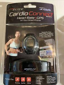 Sportline elite Cardio Connect Heart rate + gps