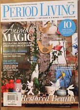 Period Living Animal Magic Restored Beauty Expert Guide Apr 2015 FREE SHIPPING!